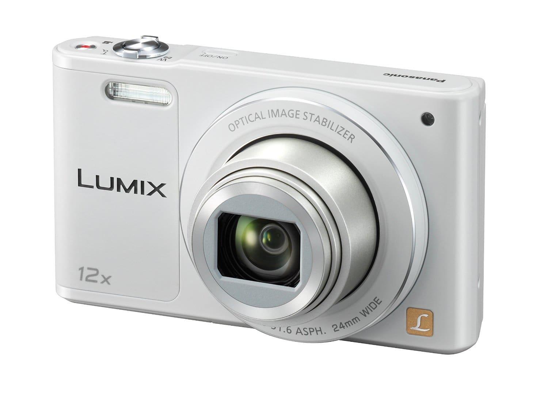 Panasonic DMC-SZ10 Kompaktkamera 6,4cm/2,7'' 16MP WLAN Full-HD für 134,99 Euro