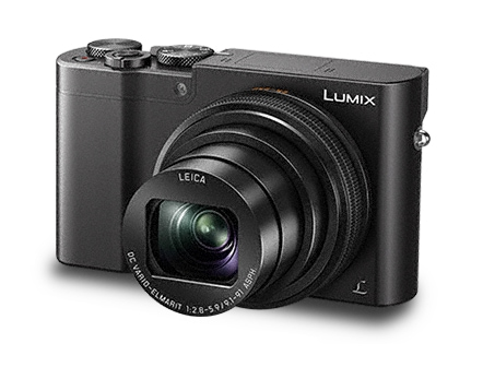 Panasonic Lumix DMC-TZ101 Kompaktkamera 20,1MP 4K Foto&Video Funktion für 437,69 Euro