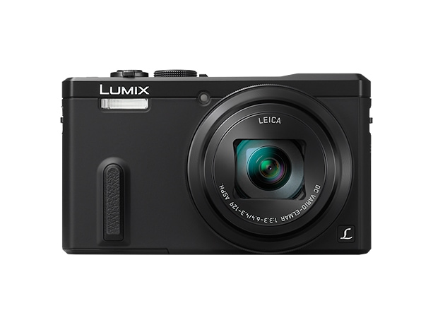 Panasonic DMC-TZ61 Kompaktkamera 7,62cm/3'' 18,1MP WLAN Full-HD für 249,00 Euro