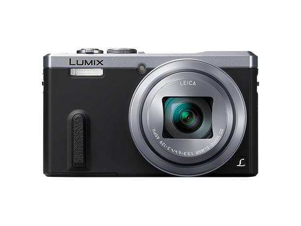Panasonic DMC-TZ61 Kompaktkamera 7,62cm/3'' 18,1MP WLAN Full-HD für 249,00 Euro