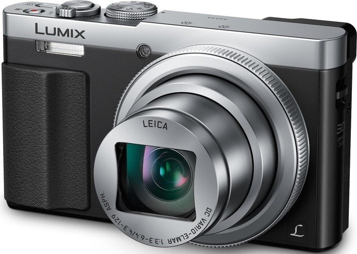 Panasonic DMC-TZ71 Kompaktkamera 7,5cm/3'' 12,1MP 30fach WLAN Full-HD für 279,00 Euro