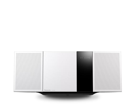 Panasonic Micro HiFi System SC-HC397 für 189,99 Euro