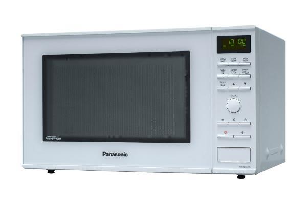 Panasonic NN-SD452W Mikrowelle 1000W 32l 6 Stufen 34 cm versenkbare Drehwähler für 199,00 Euro