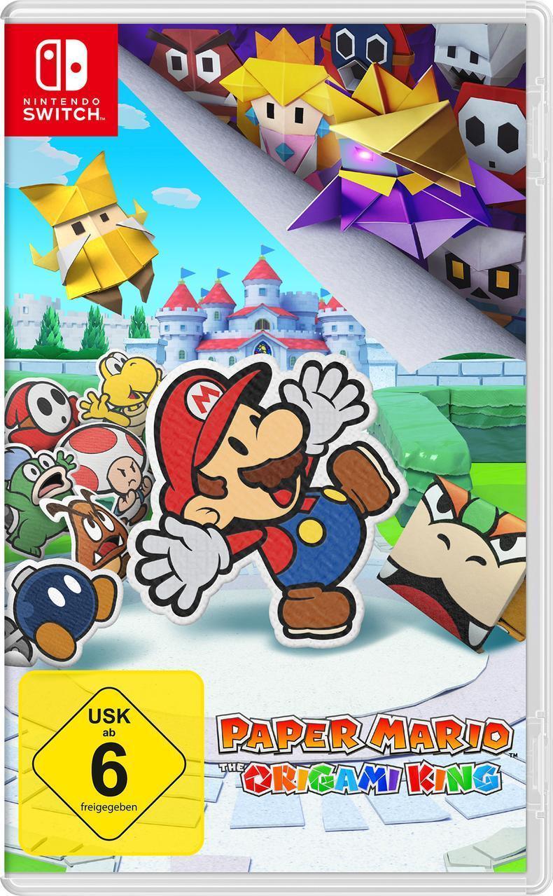 Paper Mario: The Origami King (Nintendo Switch) für 46,99 Euro