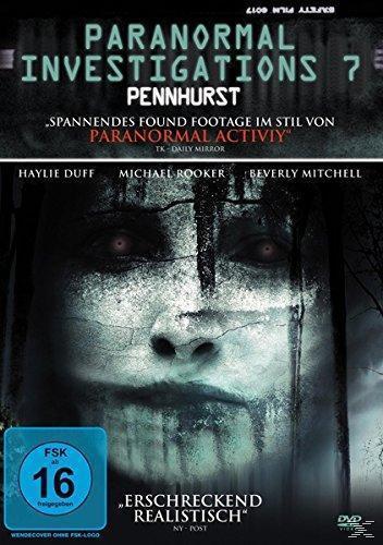 Paranormal Investigations 7 (DVD) für 7,99 Euro