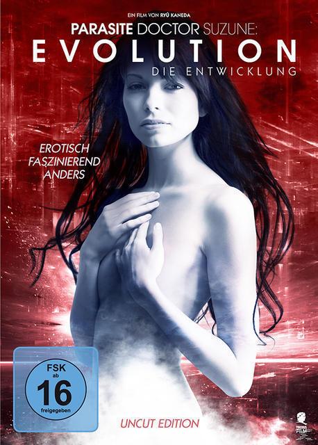 Parasite Doctor Suzune - Evolution - Die Entwicklung Uncut Edition (DVD) für 7,99 Euro