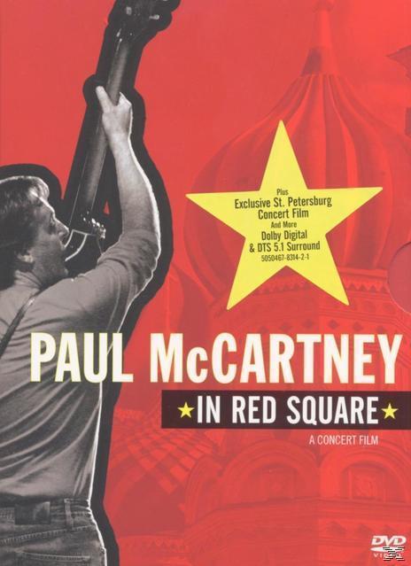 Paul McCartney - In Red Square: A Concert Film (DVD) für 20,99 Euro