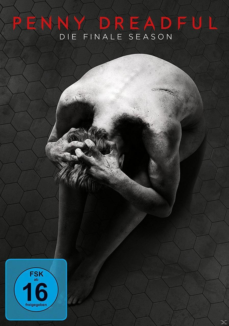 Penny Dreadful - Die komplette dritte Season DVD-Box (DVD) für 21,44 Euro