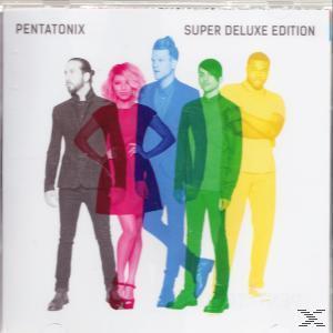 Pentatonix (Super Deluxe Version) (Pentatonix) für 11,49 Euro