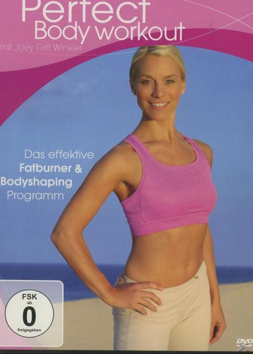 Perfect Body Workout mit Joey Grit Winkler (DVD) für 13,99 Euro