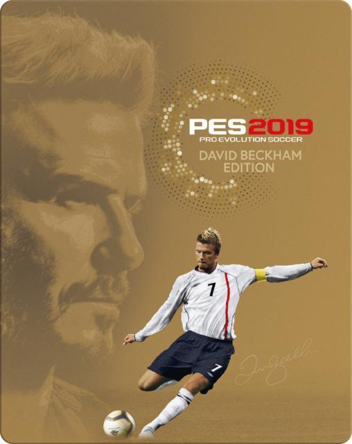 PES 2019: Pro Evolution Soccer - David Beckham Edition (PlayStation 4) für 64,99 Euro