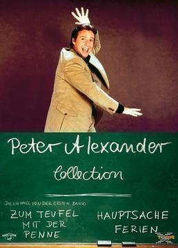 Peter Alexander Collection (DVD) für 14,99 Euro