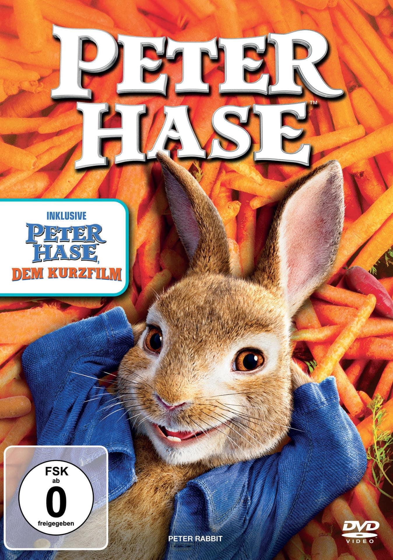 Peter Hase (DVD) für 9,99 Euro