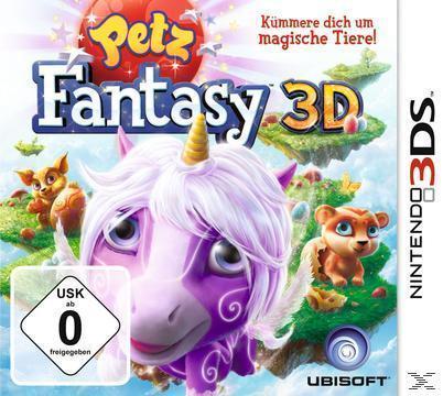 Petz: Fantasy 3D (Nintendo 3DS) für 29,95 Euro