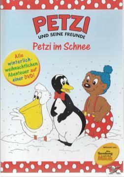 Petzi und seine Freunde - Petzi im Schnee (DVD) für 4,99 Euro