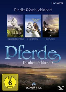 Pferde - Familien Edition 3 (DVD) für 14,99 Euro