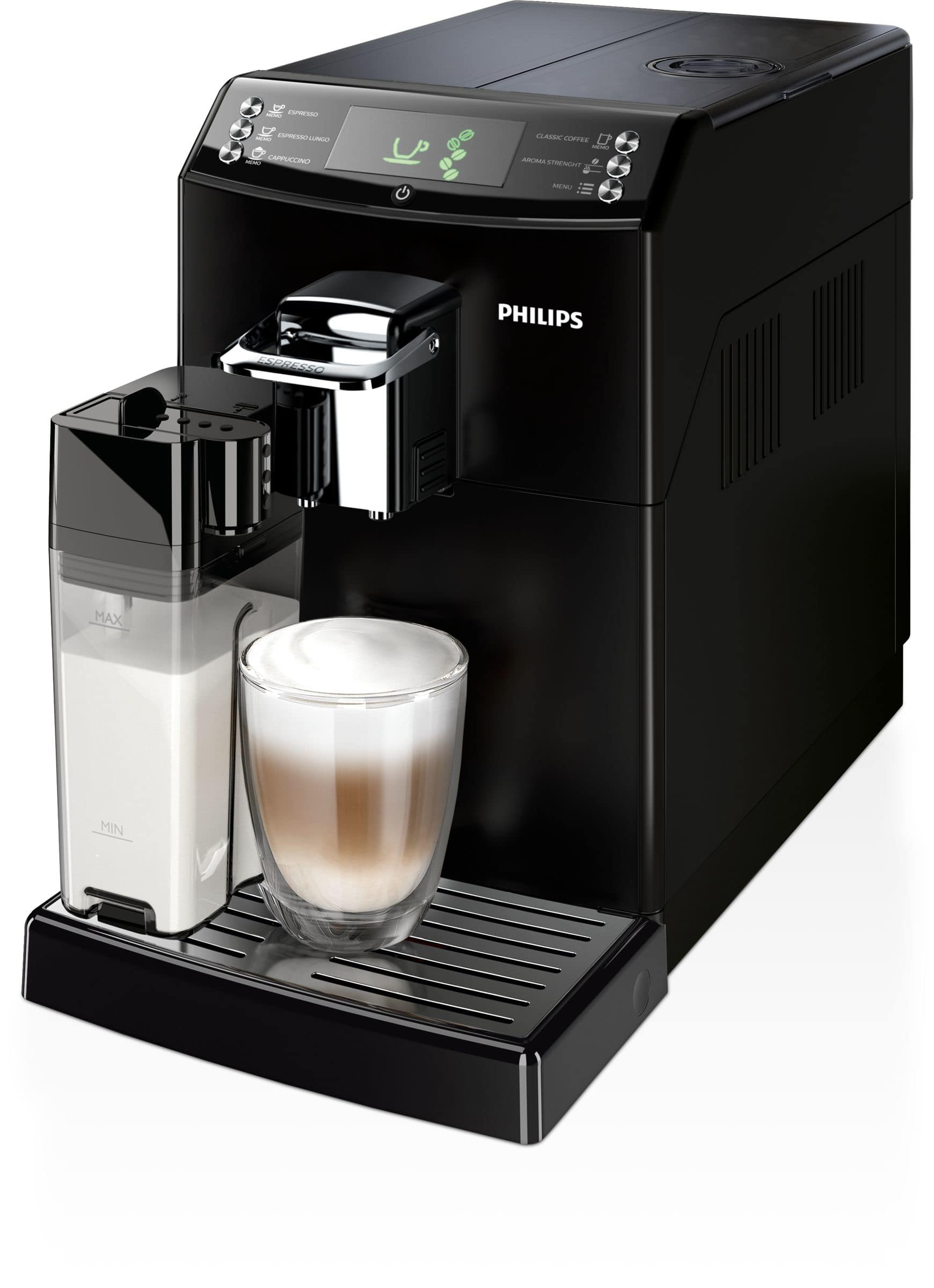 Philips HD 8847/01 4000 Serie Kaffeevollautomat 15bar 1,8l 250g für 569,00 Euro