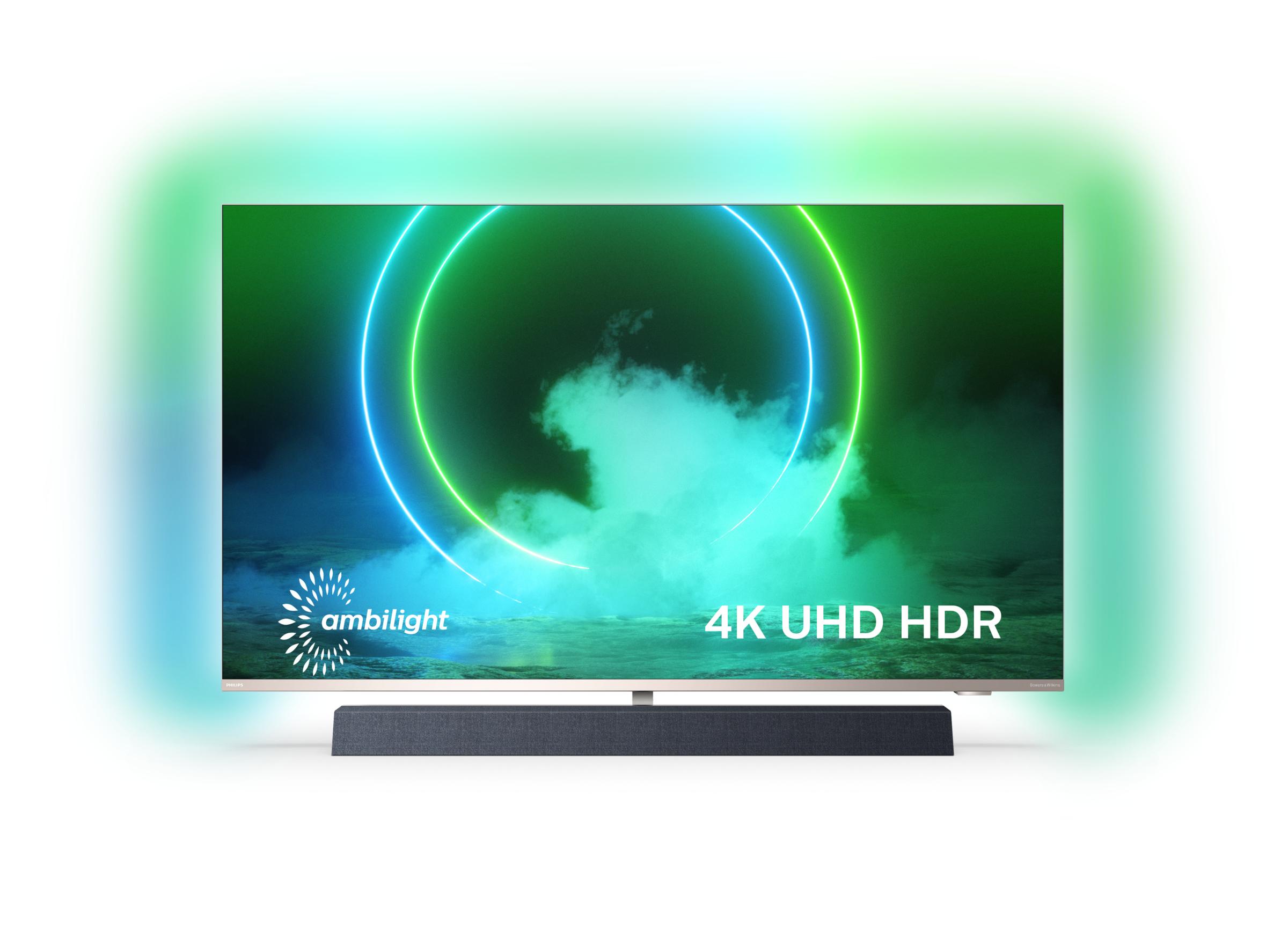 Philips 65PUS9435/12 LED Fernseher 165,1 cm (65 Zoll) EEK: A 4K Ultra HD für 1.299,00 Euro