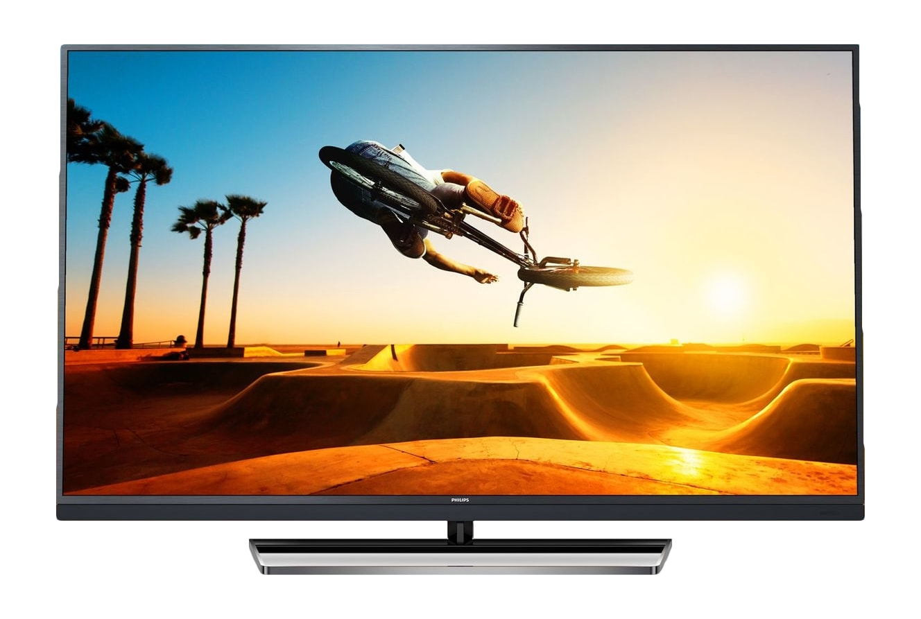 Philips 55PUS7502 Android-TV 139cm 55 Zoll LED 4K UHD A DVB-T2/C/S2 Ambilight für 1.399,00 Euro