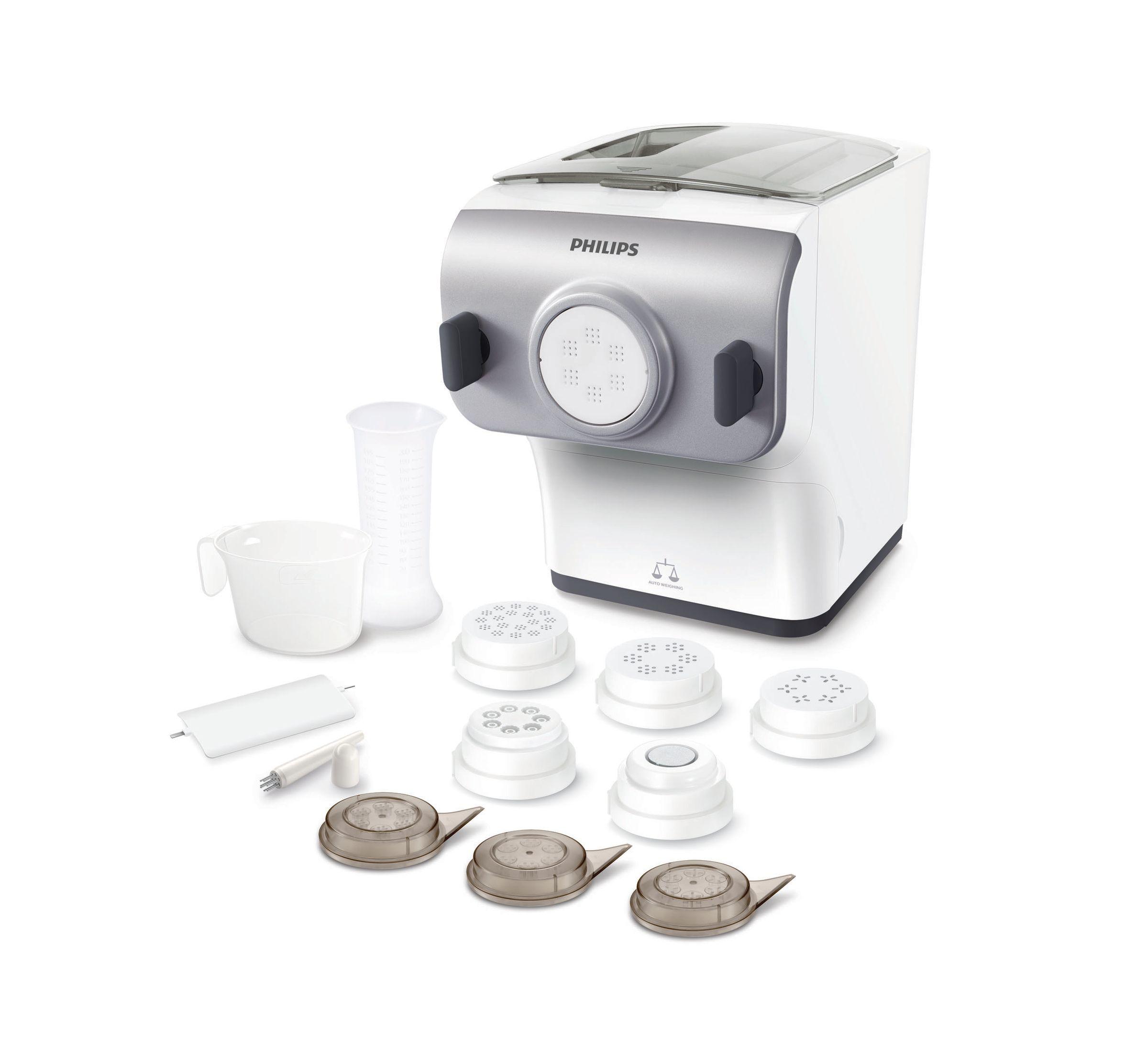 Philips Avance Collection HR2354/12 Pastamaker 6 Formaufsätze 2 Programme für 239,00 Euro