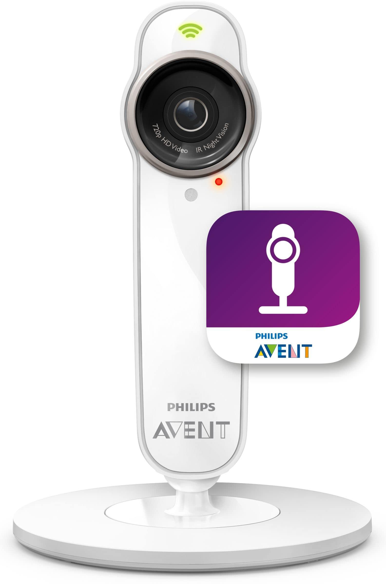 Philips AVENT Avent uGrow CD870/26 Smart Babyphone SafeConnect Technology Nachtmodus für 219,99 Euro