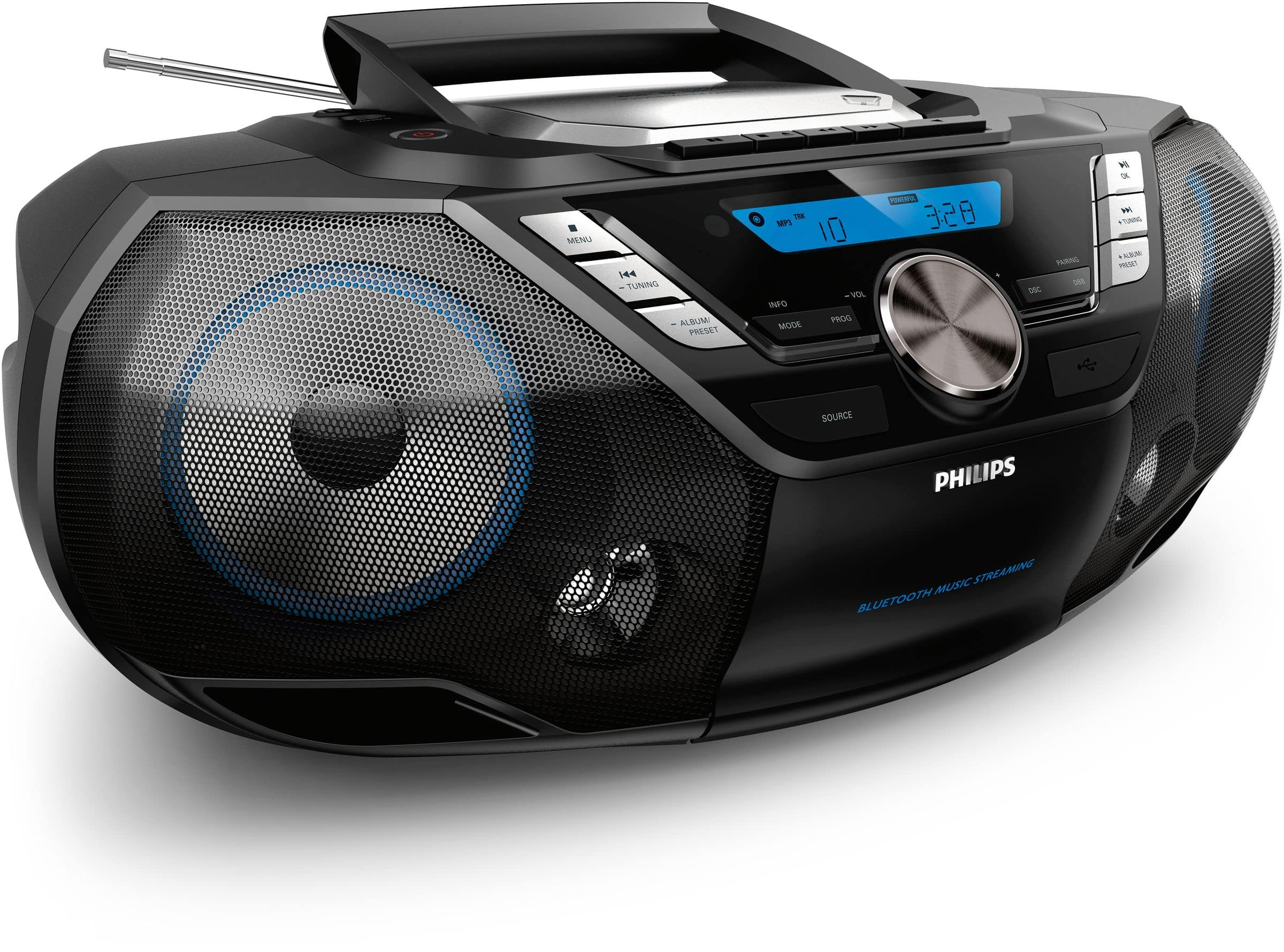 Philips AZB798T/12 CD Payer DAB,DAB+,FM Radio für 159,00 Euro