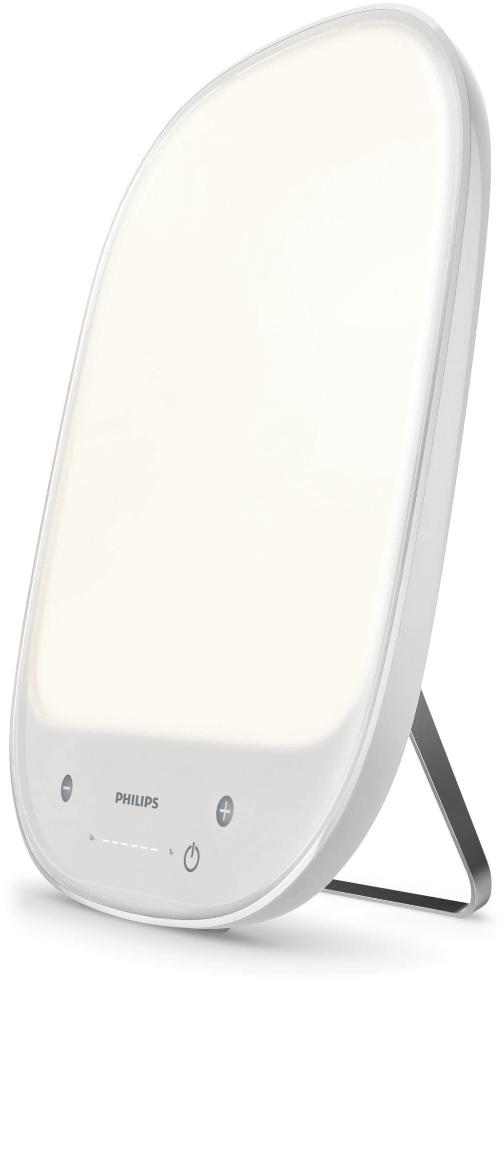 Philips EnergyUp EnergyLight HF3419/02 Tagesllichtlampe 10000 Lux 100% UV-frei für 199,99 Euro