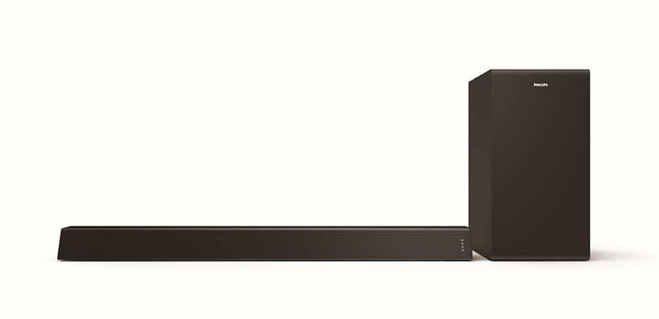 Philips Soundbar speaker für 249,00 Euro