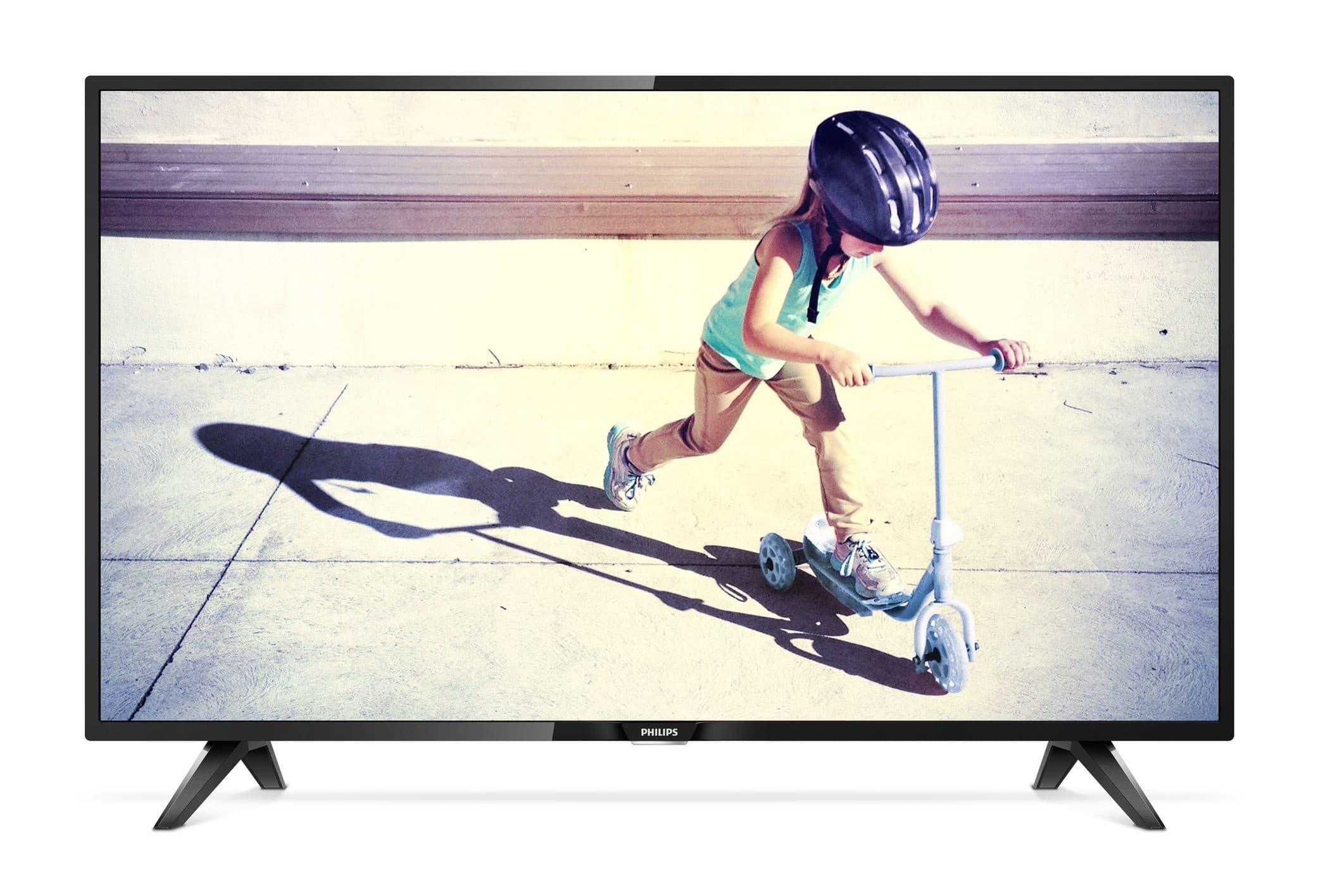 Philips 39PHS4112/12 TV 98cm 39 Zoll LED HD 200PPI A+ DVB-T2/C/S2 für 249,99 Euro