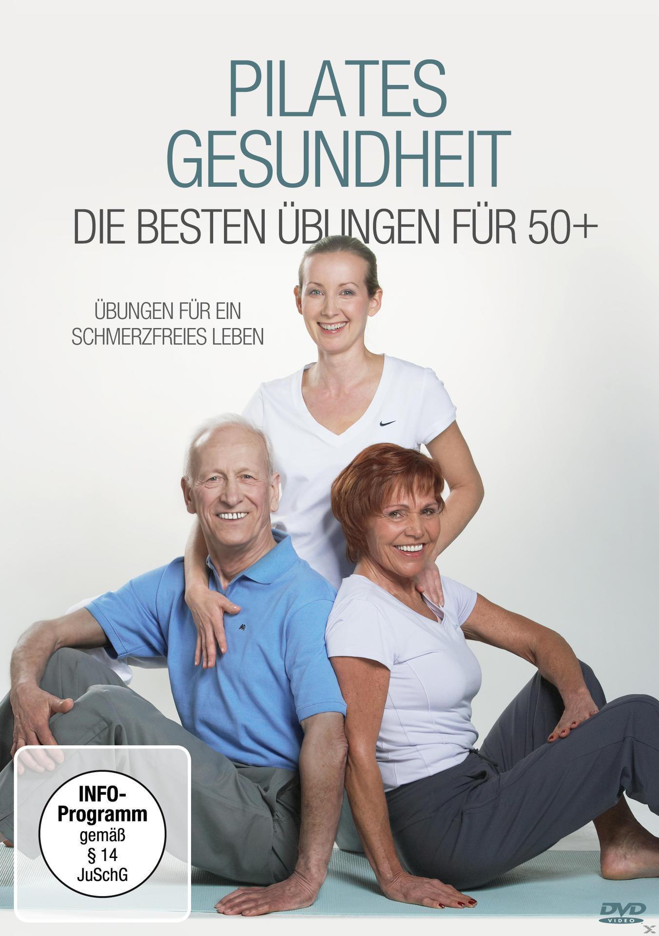 Pilates Gesundheit - Die besten Übungen für 50+ (DVD) für 9,74 Euro