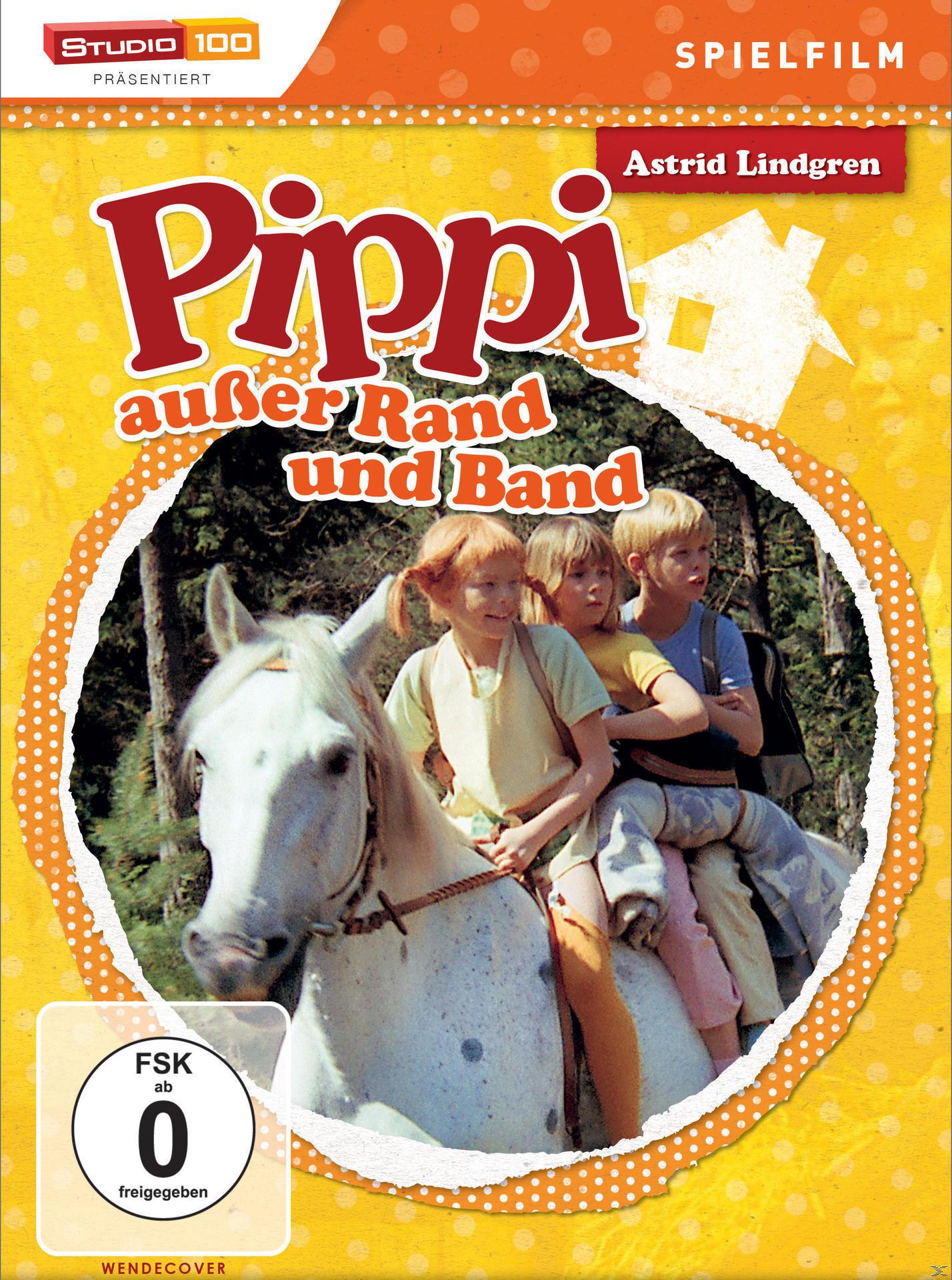 Pippi außer Rand und Band (DVD) für 9,99 Euro