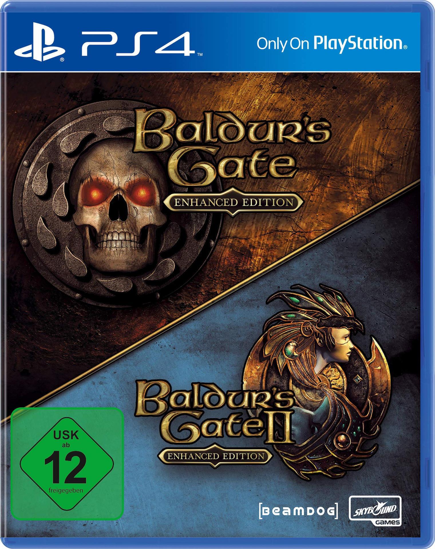 Planescape: Torment & Icewind Dale Enhanced Edition (PlayStation 4) für 49,99 Euro