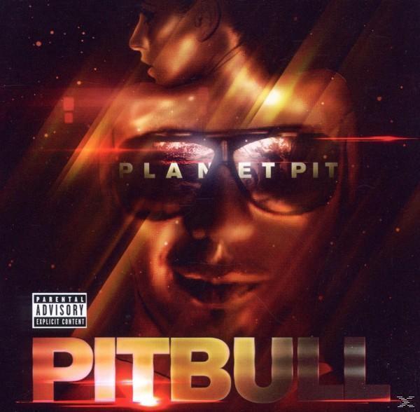 Planet Pit (Deluxe Version) (Pitbull) für 8,49 Euro