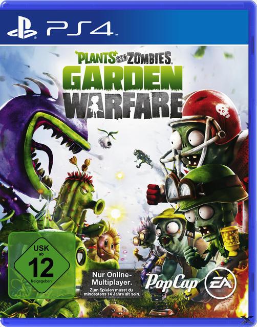 Plants vs. Zombies: Garden Warfare (Software Pyramide) (PlayStation 4) für 25,00 Euro