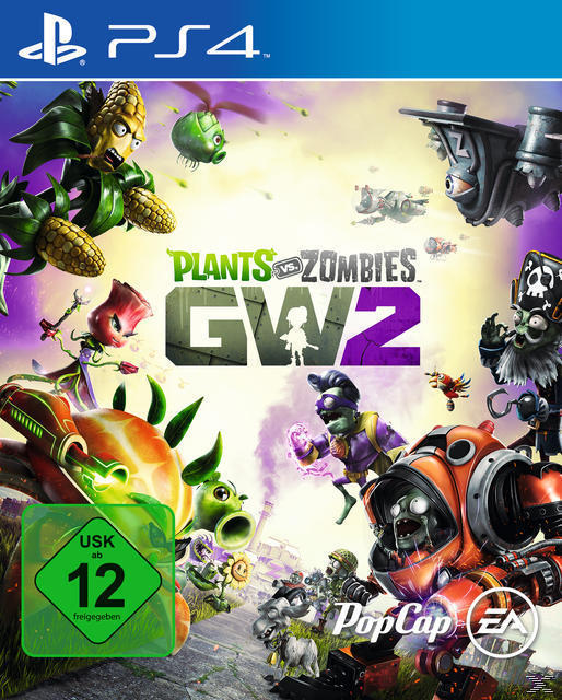 Plants vs. Zombies Garden Warfare 2 (PlayStation 4) für 34,99 Euro