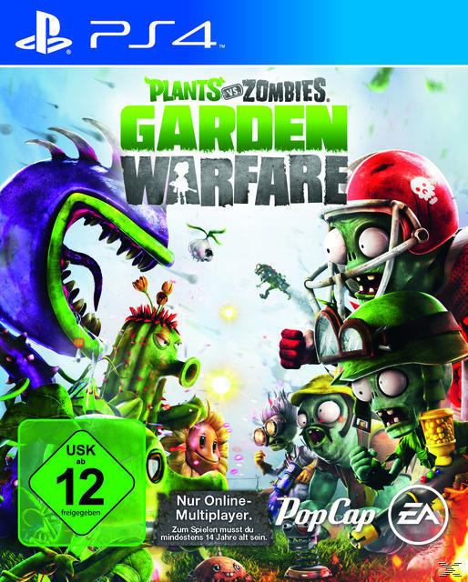 Plants vs. Zombies: Garden Warfare (PlayStation 4) für 24,99 Euro