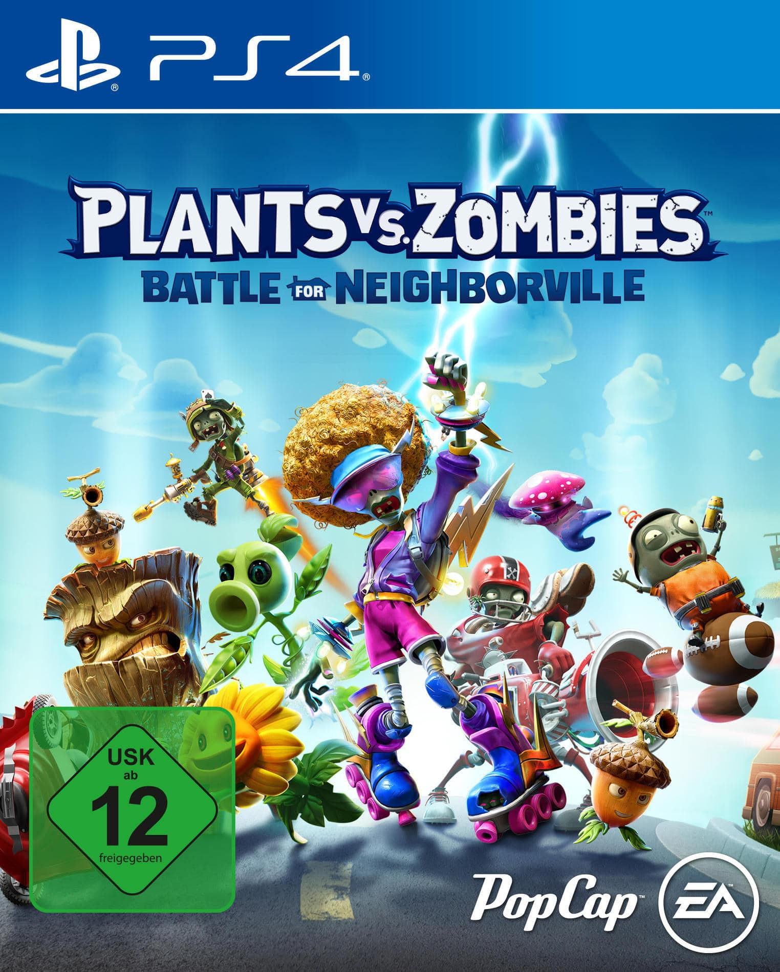 Plants vs. Zombies: Schlacht um Neighborville (PlayStation 4) für 39,99 Euro