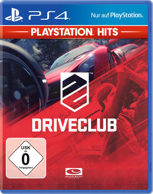 PlayStation Hits: DriveClub (PlayStation 4) für 19,99 Euro
