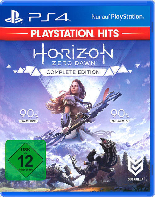 PlayStation Hits: Horizon Zero Dawn Complete Edition (PlayStation 4) für 14,99 Euro