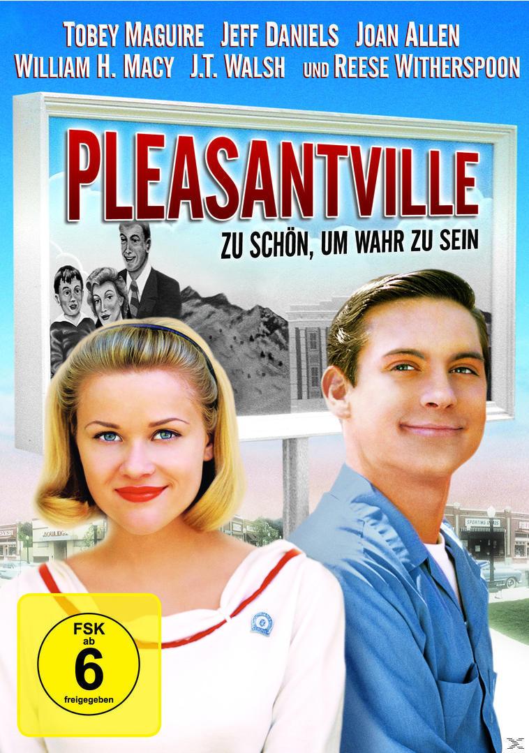 Pleasantville (DVD) für 7,79 Euro