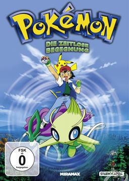 Pokémon 4 - Die zeitlose Begegnung (DVD) für 7,99 Euro