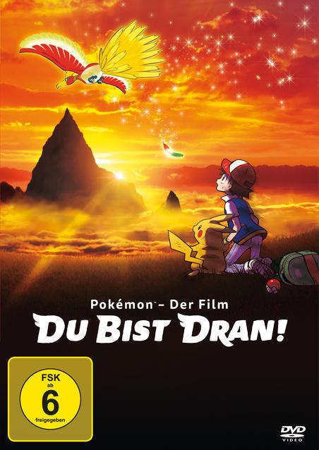 Pokémon – Der Film: Du bist dran! (DVD) für 10,99 Euro