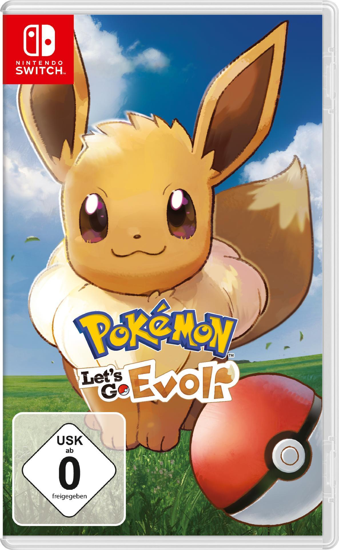 Pokémon: Let's Go, Evoli! (Nintendo Switch) für 49,99 Euro
