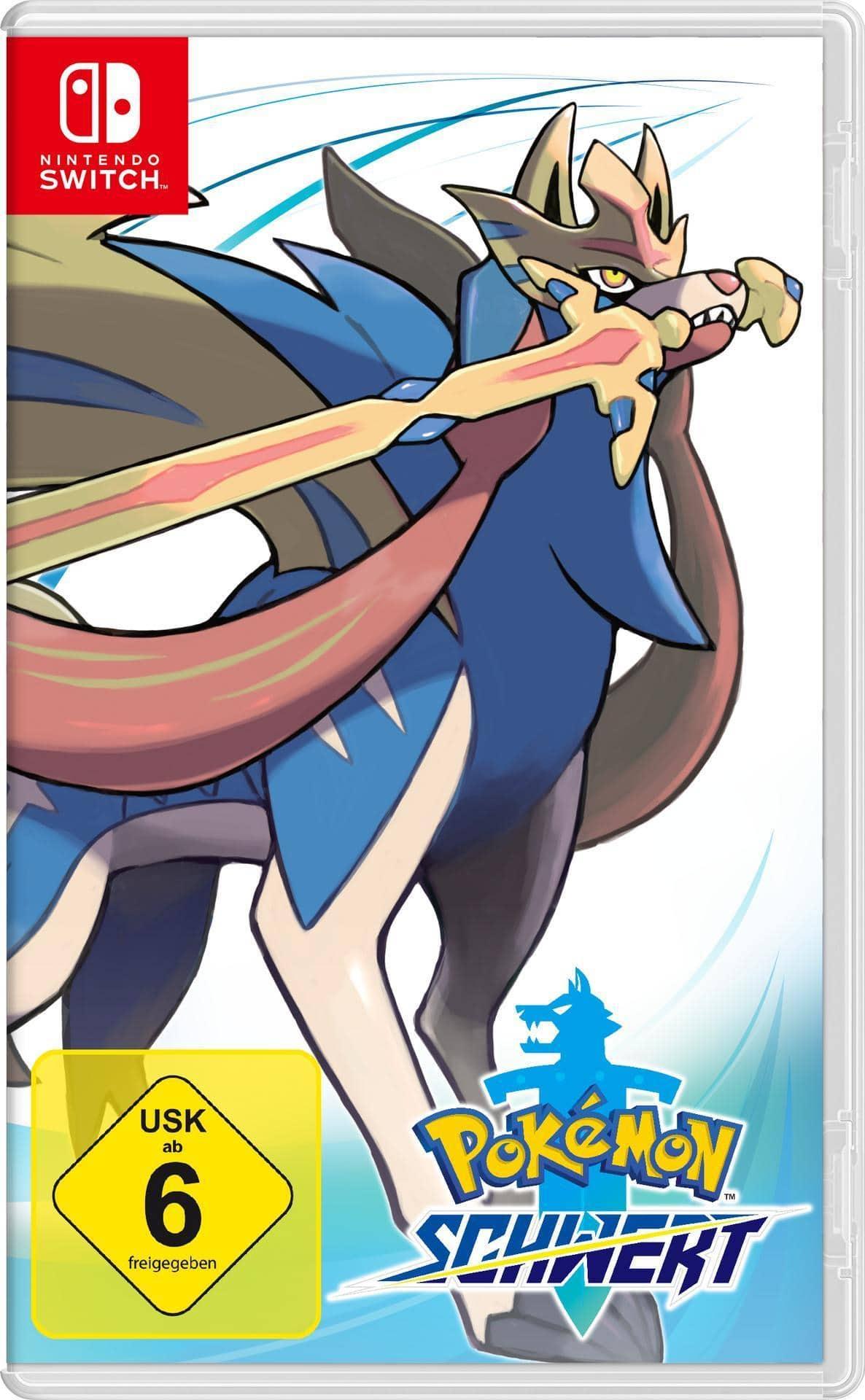 Pokémon Schwert (Nintendo Switch) für 47,77 Euro