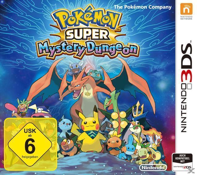 Pokémon Super Mystery Dungeon (Nintendo 3DS) für 39,00 Euro