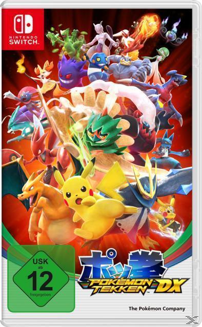 Pokémon Tekken DX (Nintendo Switch) für 53,60 Euro