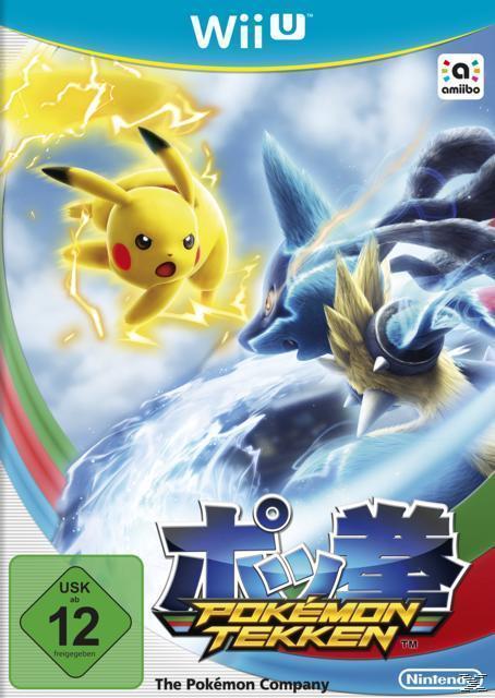 Pokémon Tekken (Nintendo Wii U) für 52,00 Euro