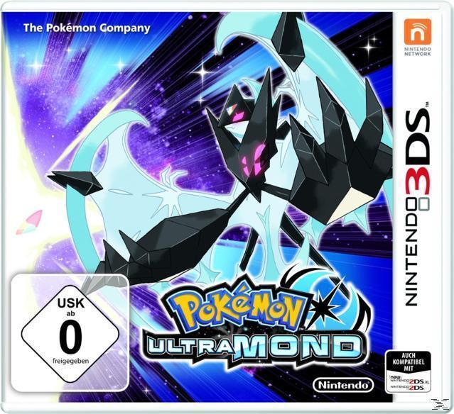Pokémon Ultramond (Nintendo 3DS) für 37,99 Euro
