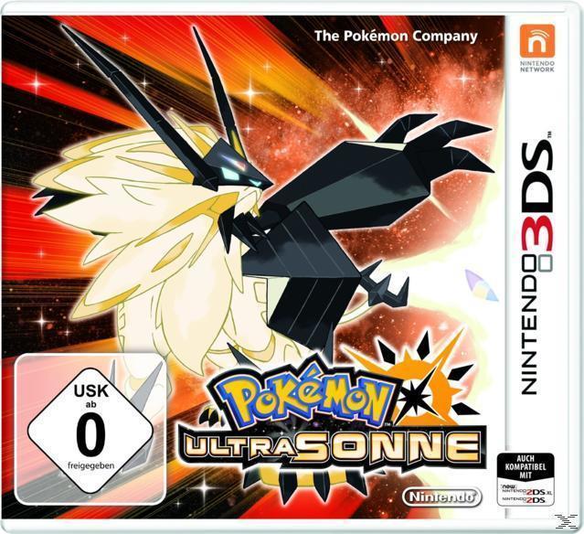 Pokémon Ultrasonne (Nintendo 3DS) für 39,99 Euro