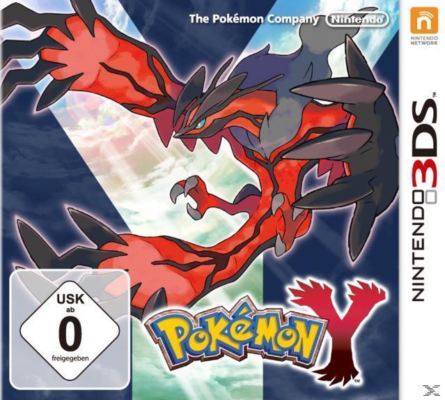 Pokémon Y (Nintendo 3DS) für 39,00 Euro